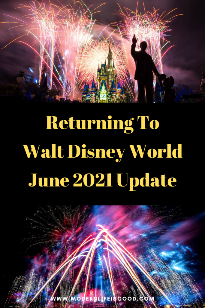 Things have been far from quiet at Walt Disney World as we have moved massive strides forward in the quest for normality. Here is our June 2021 update