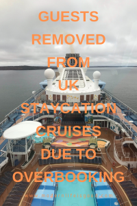 The battered and bruised cruise industry has jumped on the Staycation concept for summer 2021 in the United Kingdom. Unfortunately, there is a problem, UK 2021 Staycation Cruises are overbooked.