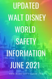There have been several changes in recent weeks to the guidelines to keep guests safe at Walt Disney World. Temperature checks were the first to go followed by relaxation on guidelines on face coverings. In this post, we update you with all the latest Walt Disney World safety information.