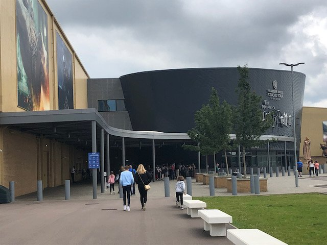 Review of Warner Bros. Studio Tour London - The Making of Harry Potter