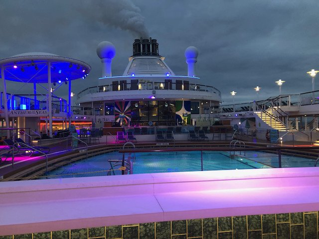 Back on Anthem of the Seas