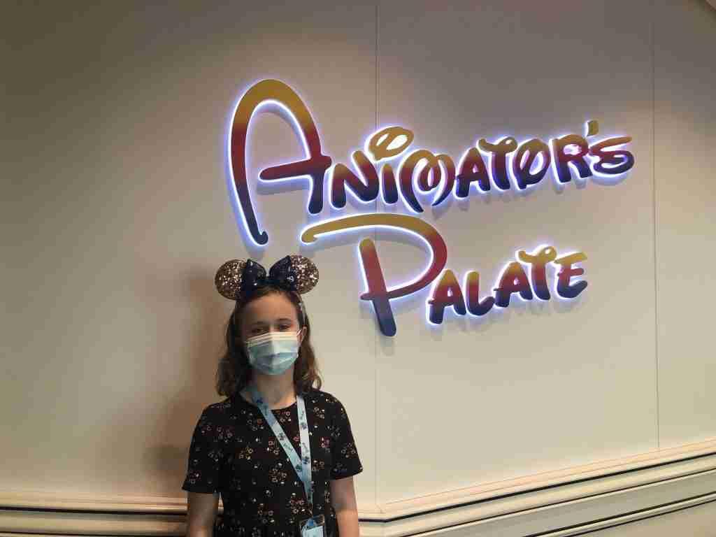 Animator's Palate Disney Magic