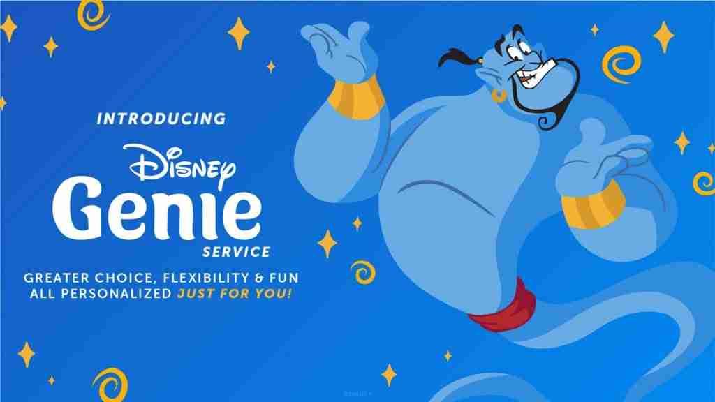Disney Genie is coming to Walt Disney World