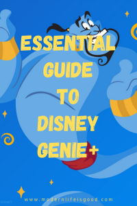 """today's post, is surrounding the upcoming launch of Disney Genie+. Yes, the replacement for Fastpass+ will launch on October 19th. This guide will cover everything you need to know about Disney Genie, Disney Genie+, and Lightning Lane """"á la carte."""